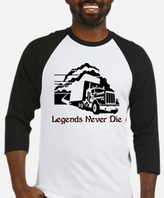 Legends Never Die Baseball Jersey