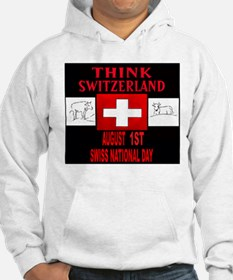 First Of August Hoodie
