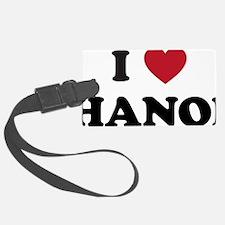 I Love Hanoi Luggage Tag