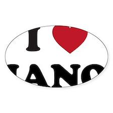 I Love Hanoi Decal