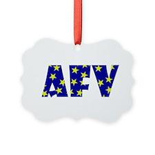 Future AFV Contestant DK Ornament