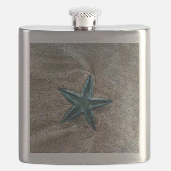 Starfish Flask