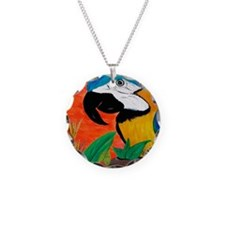 Parrot Head Necklace