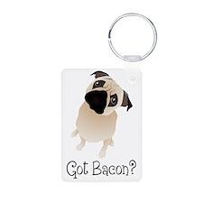 Got Bacon Keychains