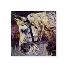 "Giovanni Boldini Square Sticker 3"" x 3"""