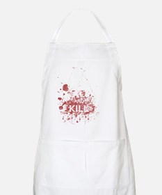 Keep Calm and Kill Zombies Apron