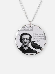 I'm Just A Poe Boy - Bohemia Necklace