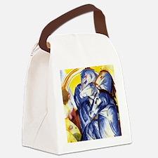 Franz Marc Canvas Lunch Bag