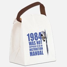 1984 Canvas Lunch Bag