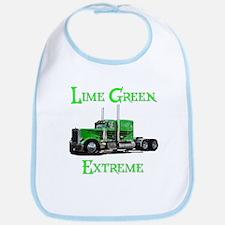 Lime Green Extreme Bib