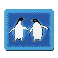 Dancing Penguins Mousepad