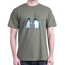 Dancing Penguins T-Shirt