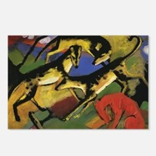 Franz Marc Postcards (Package of 8)