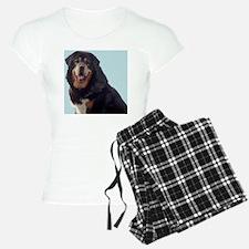 Cute Mastiff Pajamas