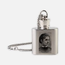 Emma Lazarus 2 Flask Necklace