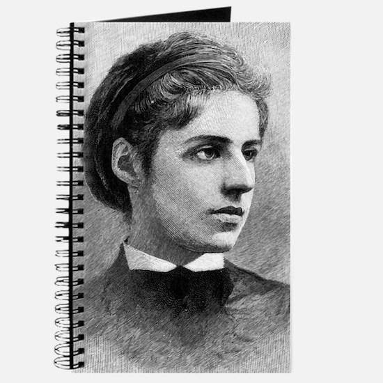 Emma Lazarus 2 Journal