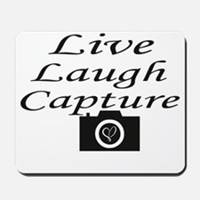 Capture Mousepad