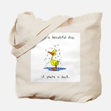 Cute What duck Tote Bag