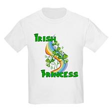 Irish Princess Kids T-Shirt