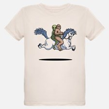 Bigfoot Alien Unicorn T-Shirt
