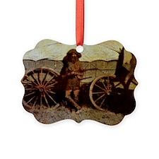 The Sentinel, 1909 Ornament