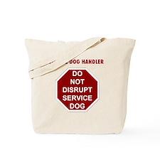 stop sign Tote Bag
