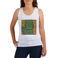 Hi Zombie Women's Tank Top