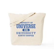 Universe University Tote Bag