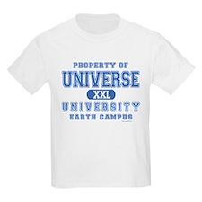 Universe University Kids T-Shirt