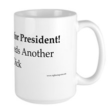 Anthony Weiner for President Mug