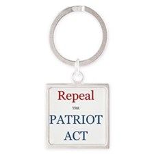 REPEAL Square Keychain