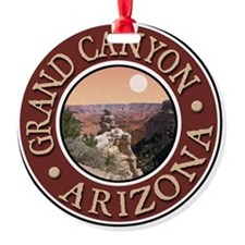 Grand Canyon Round Ornament