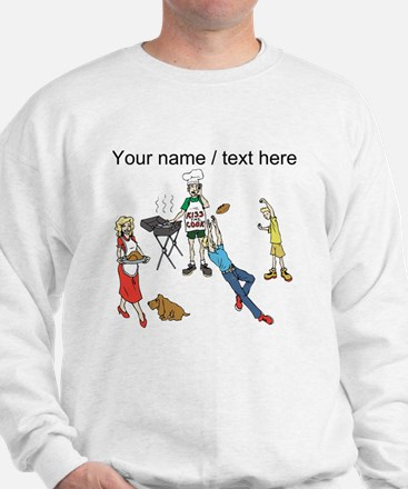 Custom Family Cookout Jumper