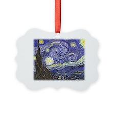 Vincent van Gogh, Starry Night. Ornament