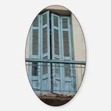 16x20 balcony Decal