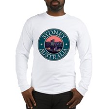 Sidney, Australia Long Sleeve T-Shirt
