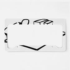 00700_Teacher.gif License Plate Holder