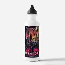 Jag Concept Poster Water Bottle