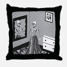 A Good Exercise Throw Pillow
