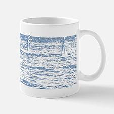 14x10 paddleboard Mug