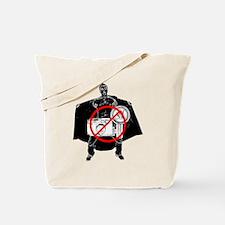 No Flash Photography Tote Bag