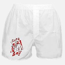 Rude Boy Boxer Shorts