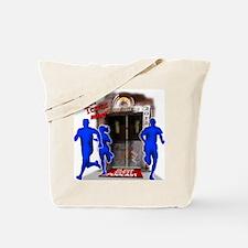Tower of Terror Weekend Logo Tote Bag