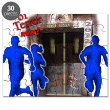 Tower of Terror Weekend Logo Puzzle