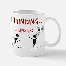 Visual Thinking... accelerating Aha! Mug