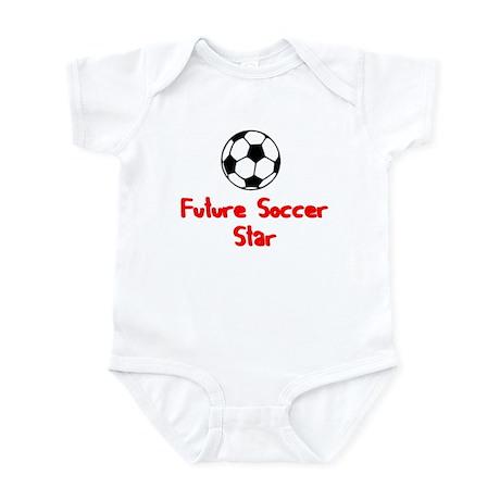 Soccer Star Infant Bodysuit