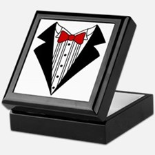 Tuxedo Keepsake Box