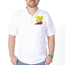 Be Our Guest WDW Podcast Logo T-Shirt
