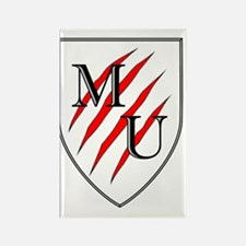 maneater university shield Rectangle Magnet