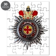 12 Inch Orthodox Order of Saint Anna Star Puzzle